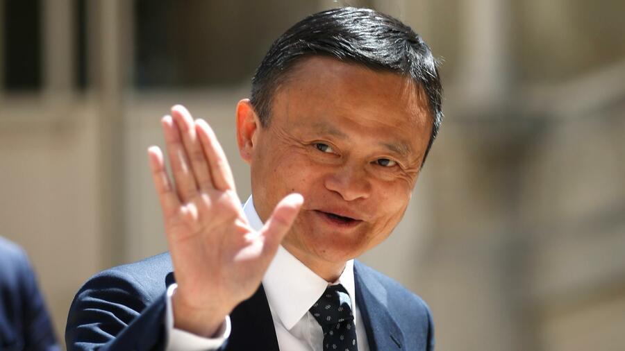 Jack Ma in Paris – Die besten Tipps des Alibaba-Gründers