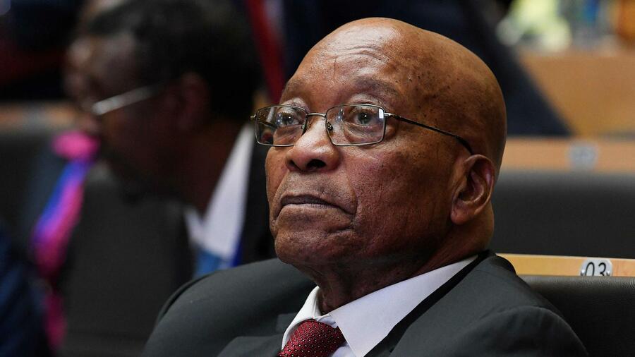 Südafrika prüft Absetzung von Präsident Zuma