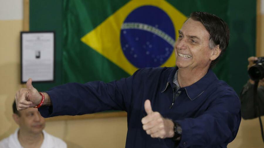 Wahl in Brasilien: Ultrarechter Jair Bolsonaro gewinnt
