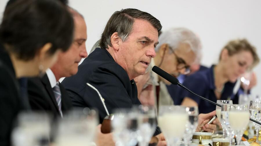 """Brasilianischer Präsident: """"Der Amazonas gehört uns, nicht euch"""""""