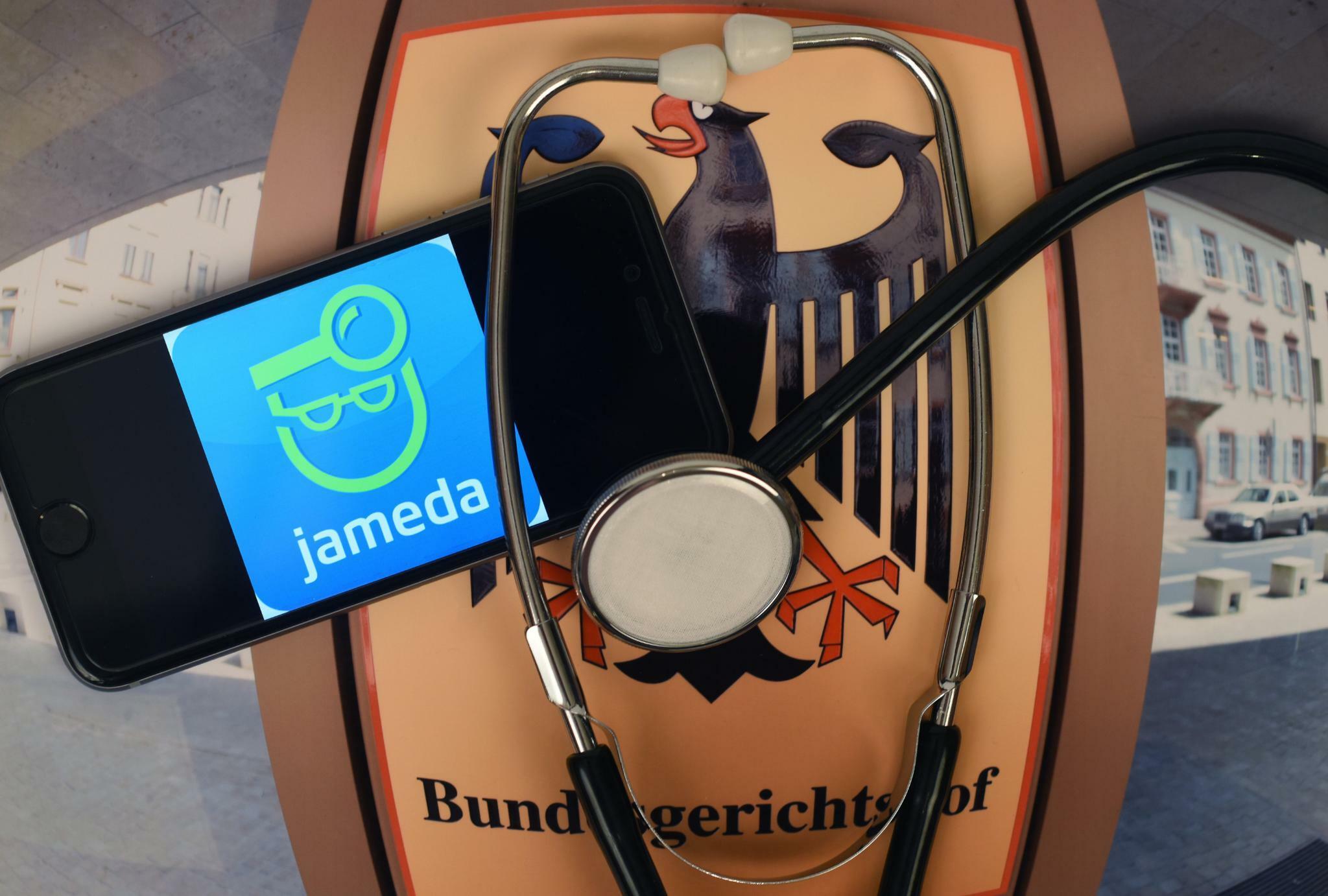 Jameda kann zum Löschen von Ärzte-Profilen gezwungen werden