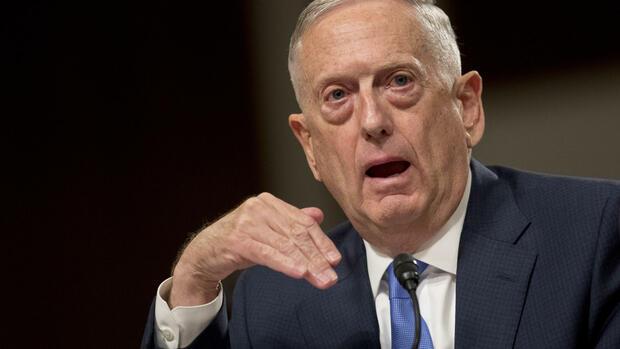 James Mattis: US-Minister warnt Nordkorea vor Atomwaffenangriff
