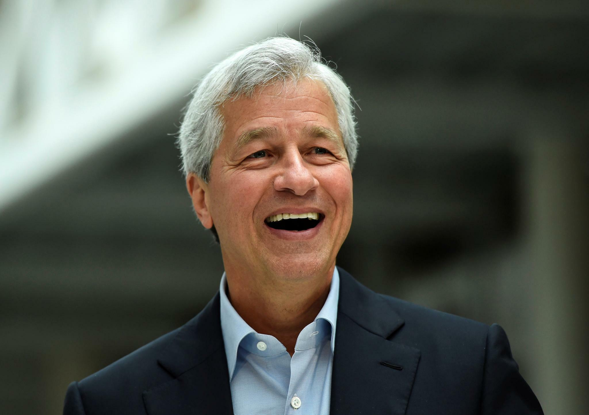 JP-Morgan-Chef Dimon steigert Gehalt auf 31,5 Millionen Dollar