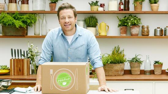 Küchenmaschine Jamie Oliver 2021