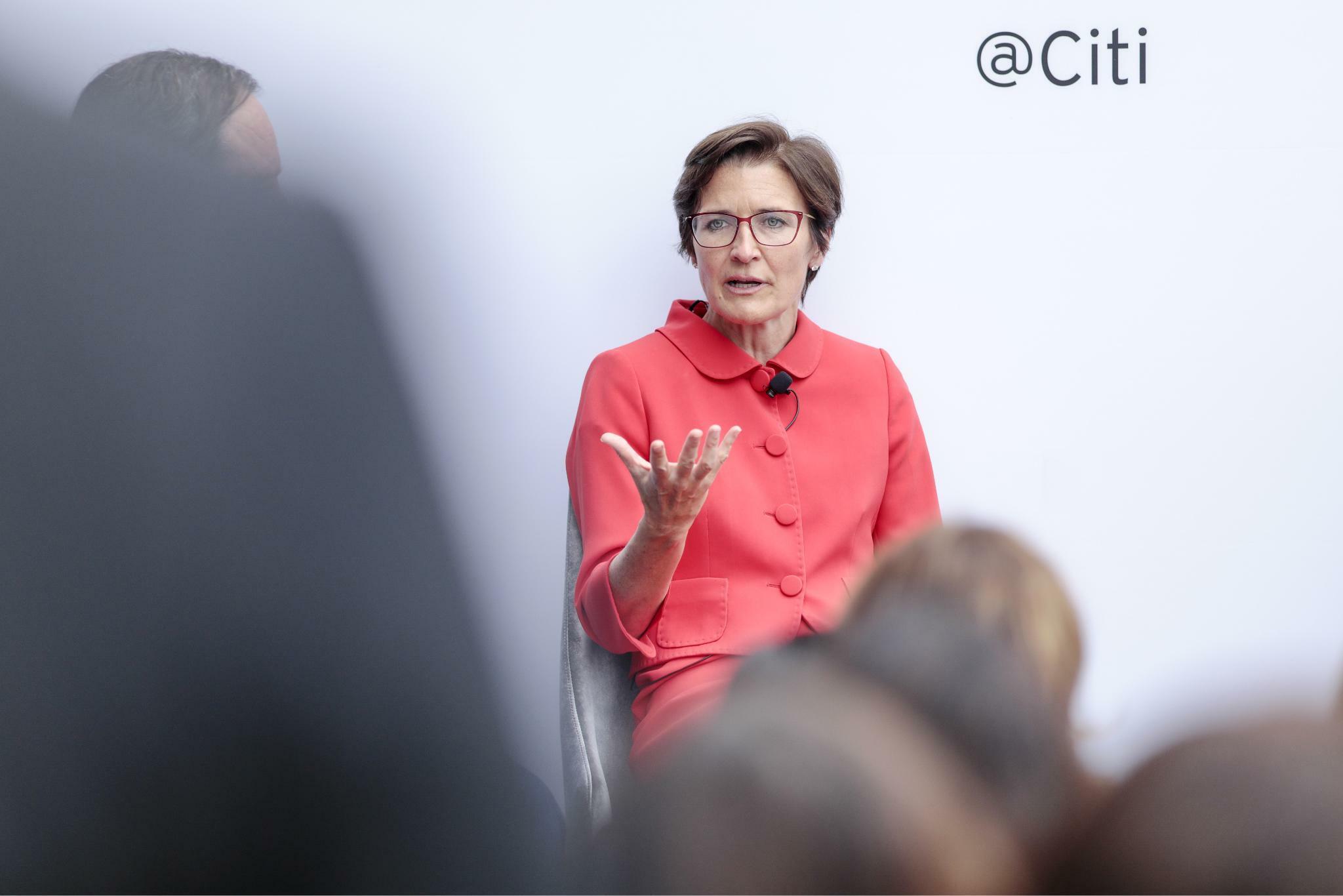 Wall Street: Jane Fraser ist neue Präsidentin der Citigroup