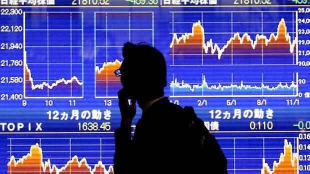 Asiens Märkte erleichtert über Fortschritt bei Handelsgesprächen