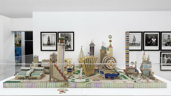 zeitgen ssische afrikanische kunst der fremde und der biestige kunstmarkt. Black Bedroom Furniture Sets. Home Design Ideas