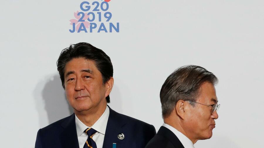 Handelsstreit zwischen Japan und Südkorea verschärft sich