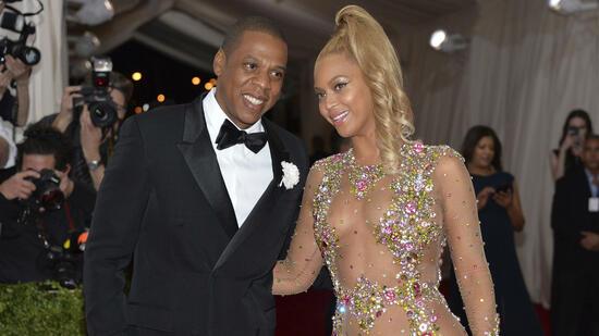 Jay Z und Beyoncé sind über eine Milliarde schwer