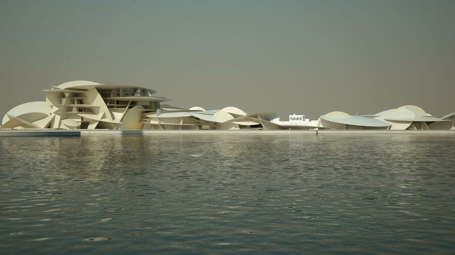 Katar: Kunst aus Herrscherhand