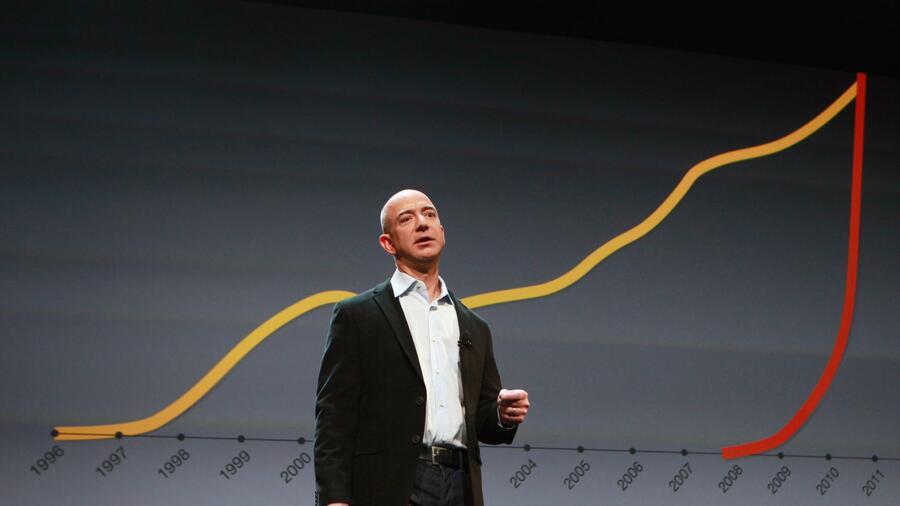 Amazon verbucht Rekordgewinn - und das nicht einmal absichtlich