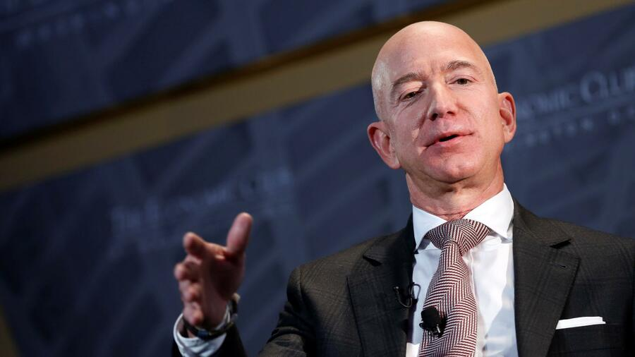 Amazon-Chef Jeff Bezos kritisiert Donald Trump Quelle: Reuters