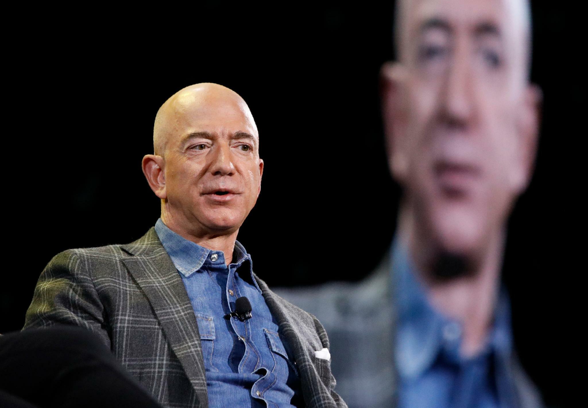 Jeff Bezos verkauft Amazon-Aktien für 1,8 Milliarden Dollar