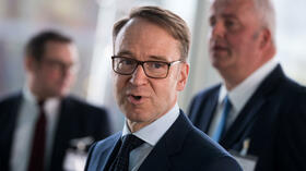 Jens Weidmann: Bundesbank-Chef warnt vor Cyberattacken