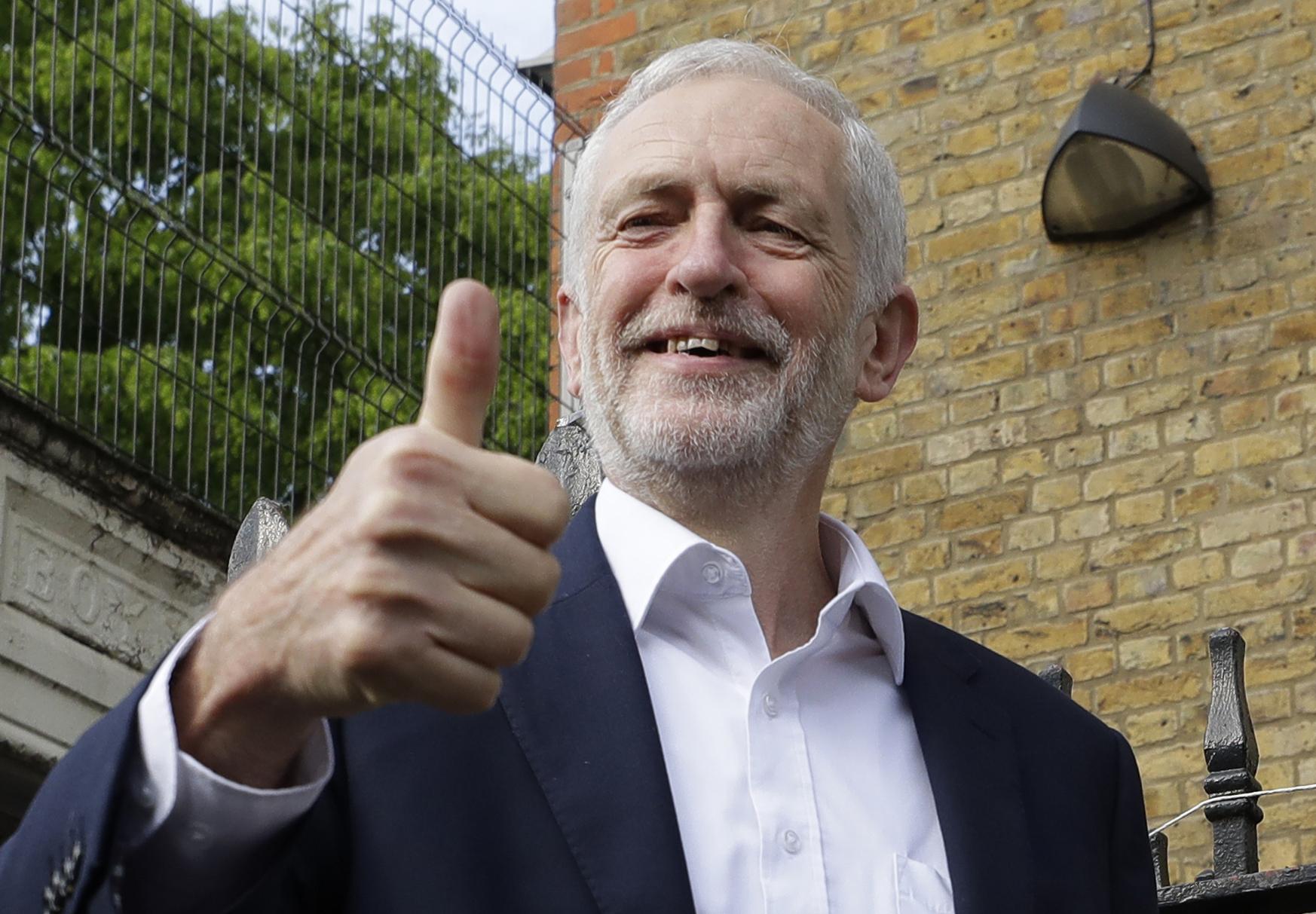 Umfrage in Großbritannien: Lieber No-Deal-Brexit als Jeremy Corbyn