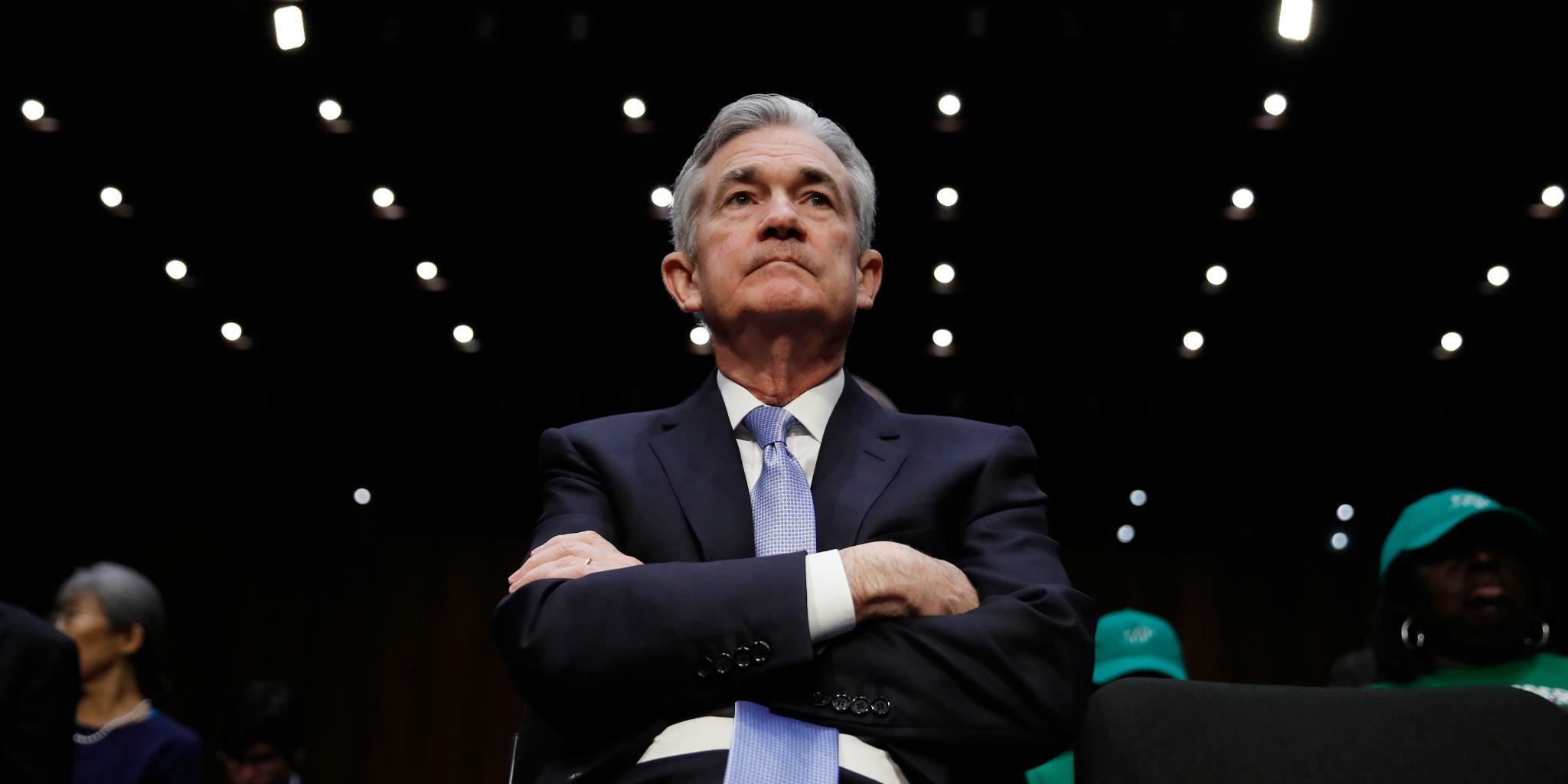 Neuer Fed-Chef Powell steht vor Gratwanderung