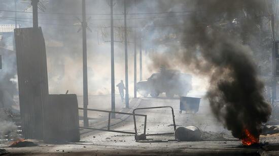 Hamas ruft zum Aufstand auf