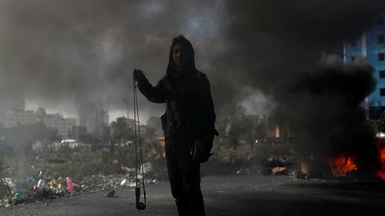 Jerusalem Konflikt