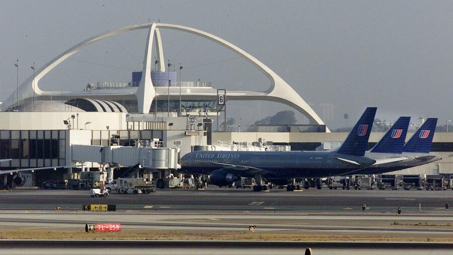 Flughafen Los Angeles Abflüge