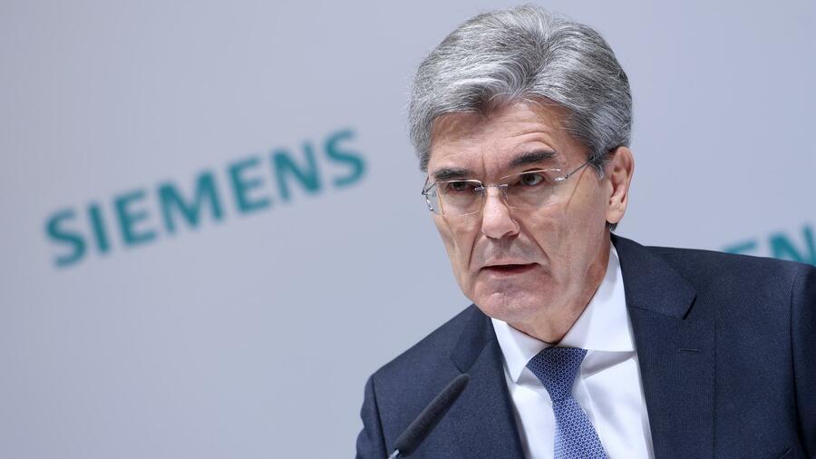 Proteste gegen Stellenabbau bei Siemens-Hauptversammlung
