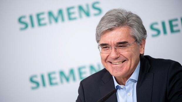 Industriekonzern: Siemens erhält Milliarden-Auftrag für Schnellzugprojekt in Ägypten