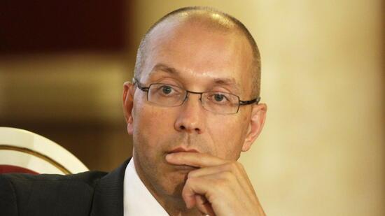 Jörg Asmussen jetzt Berater für Irak - Handelsblatt