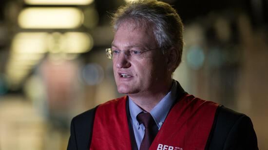 Mühlenfeld entlässt BER-Technikchef Marks
