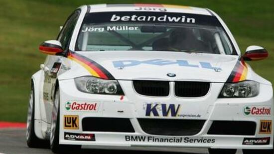 Motorsport Tourenwagen-WM: