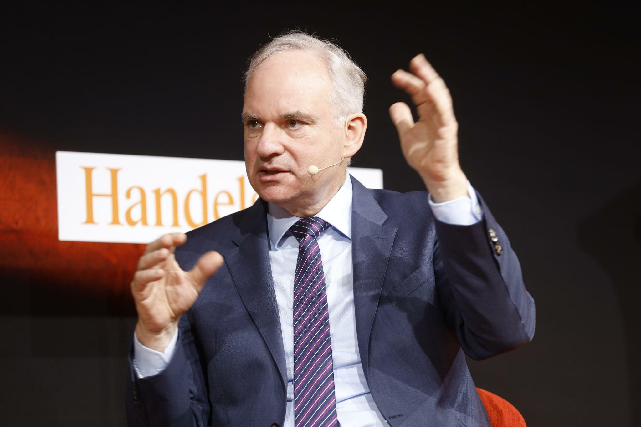 Eon-Chef Teyssen fordert radikale Entlastung bei den Strompreisen