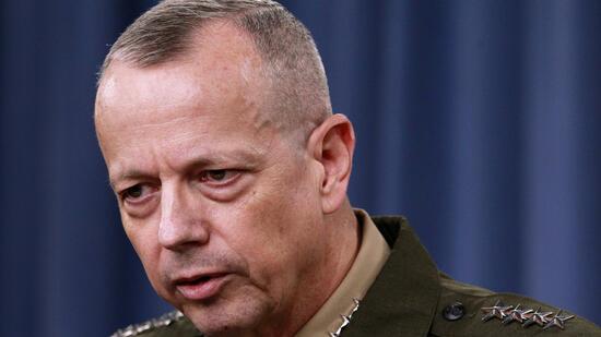 US-General John Allen verzichtet auf seine Kandidatur als ...