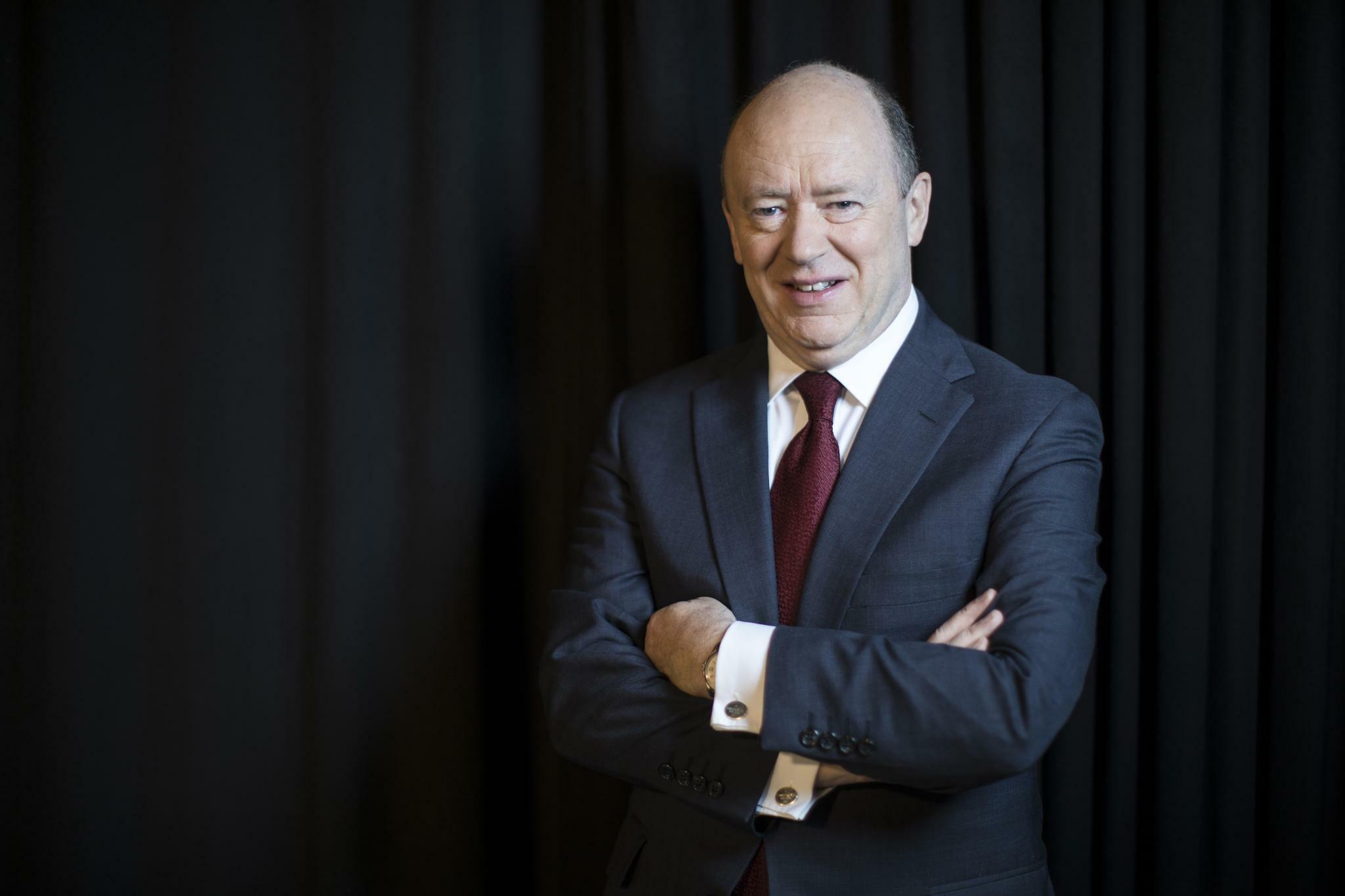 John Cryan wird Verwaltungsratschef des Hedgefonds Man