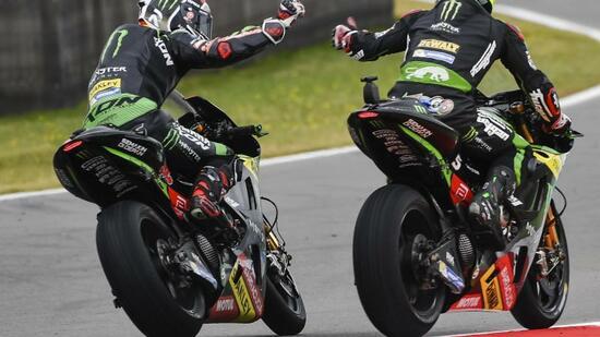 Motorsport: Qualifying: Folger setzt Achtungszeichen in der MotoGP
