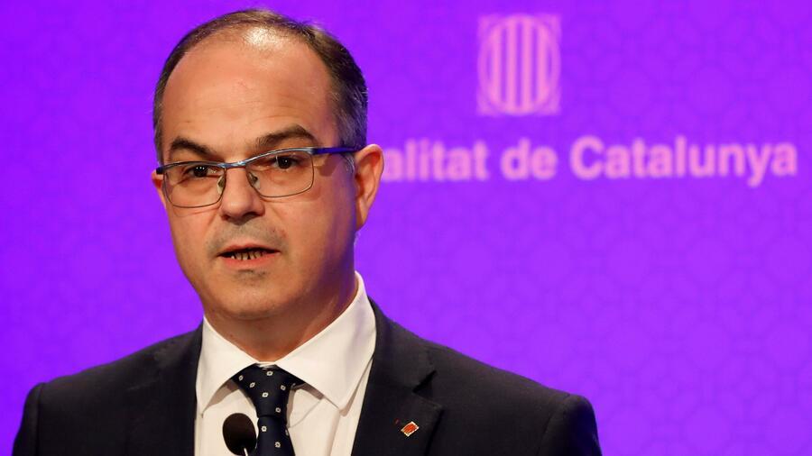 Katalonische Separatisten wegen Rebellion angeklagt