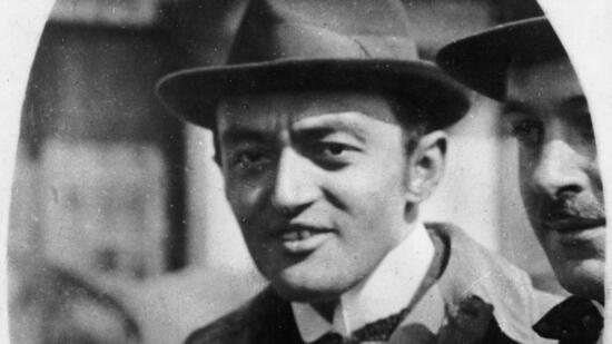 Joseph Alois Schumpeter (1883-1950), Nationalökonom. Photographie um 1920. Quelle: dpa/picture-alliance