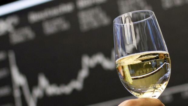 Investorenumfrage von Merrill Lynch: Gefährliche Champagnerlaune