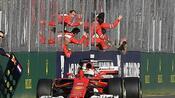 """Motorsport: Sieg beim Formel-1-Auftakt: """"Weckruf"""" von Vettel"""