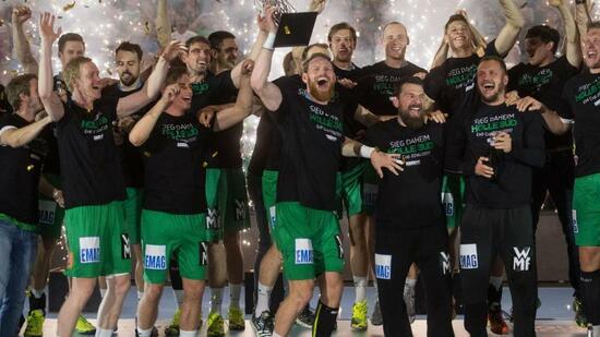 Göppingen gewinnt erneut den EHF-Pokal: Final-Erfolg