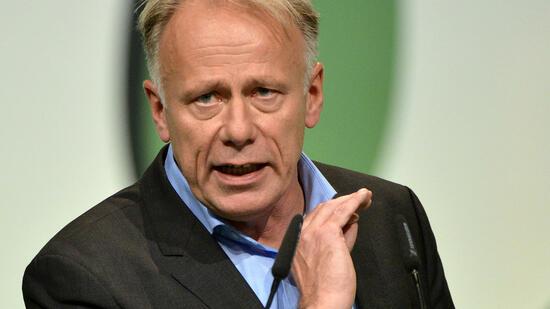 Deutschlands Grüne wollen über Jamaika-Bündnis verhandeln