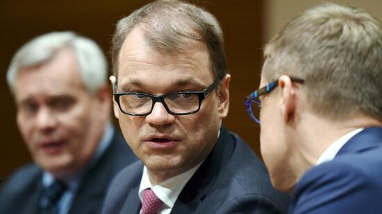 Finnische Regierung zerbricht über Flüchtlingspolitik