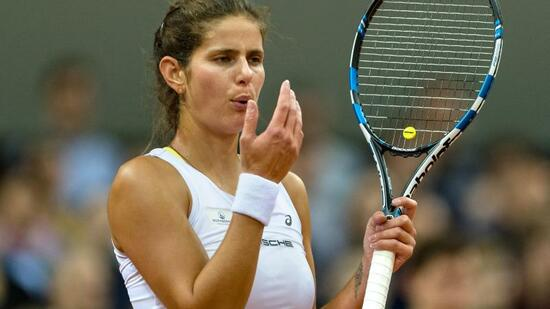 Tennis: Görges kritisiert indirekt Stuttgarter Turnier-Veranstalter