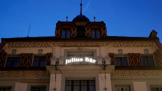 Geldwäsche: Schweizer Aufsicht knöpft sich Julius Bär vor