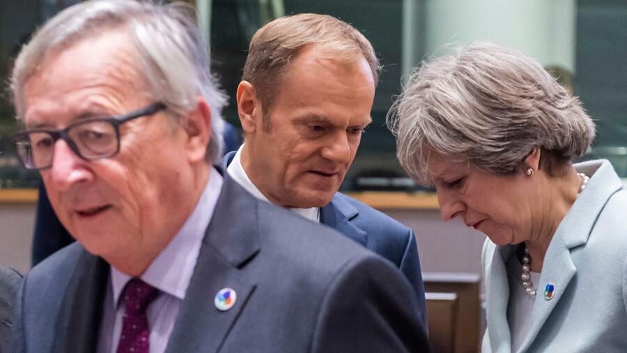 EU bietet Großbritannien zweiten Brexit-Aufschub an