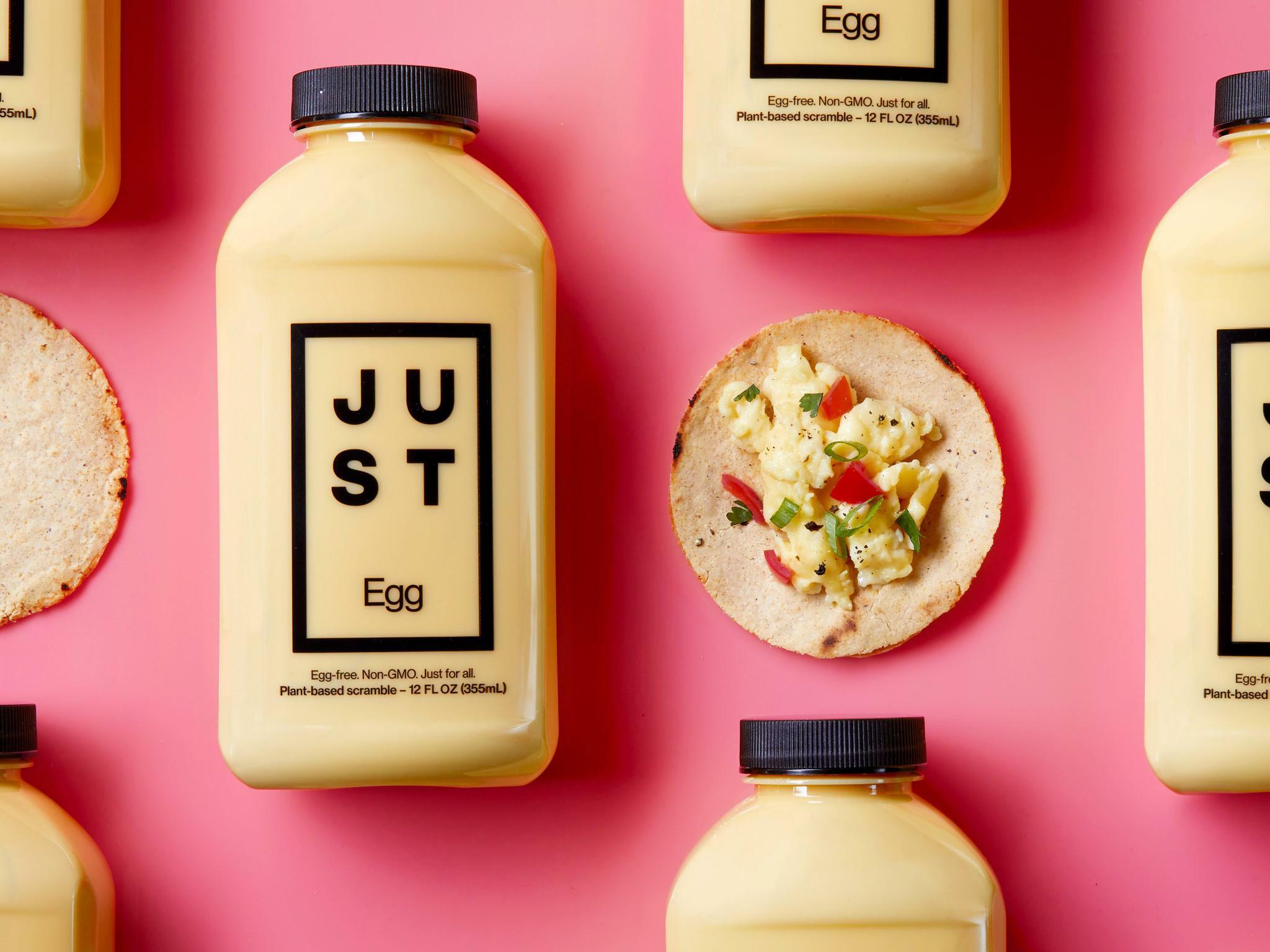 Ei ohne Huhn: Wird Just Egg das neue Beyond Meat?