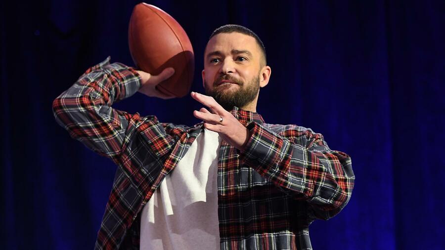 Timberlake und die Super-Bowl-Hommage an Prince