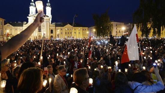 Polens Parlament debattiert über Reform des Obersten Gerichts