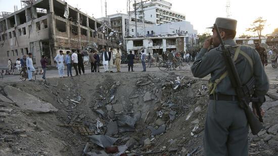 Mindestens sechs Tote bei Anschlag auf schiitische Moschee in Kabul