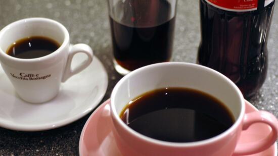 bei frauen und m nnern mehr als zwei koffein getr nke. Black Bedroom Furniture Sets. Home Design Ideas