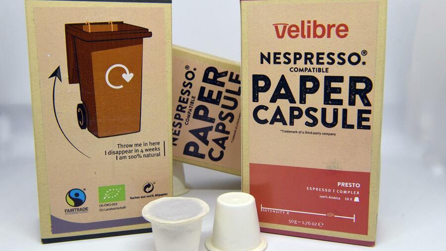 Kaffeekapseln Umweltfreundlich
