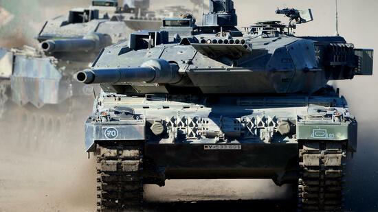 Seit Januar 102 Waffenlieferungen in die Türkei