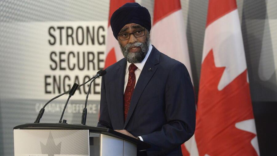 Verteidigungsminister Kanada